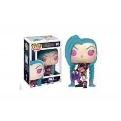 Figurine League Of Legends - Jinx Pop 10cm