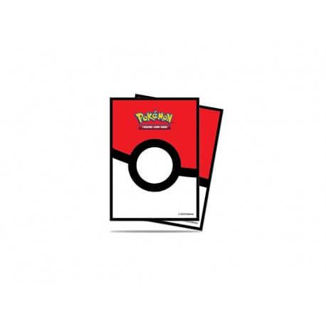 Ultra Pro - Lot de 65 Protèges cartes souples Pokémon