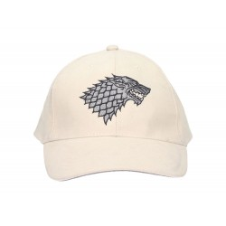Casquette Game Of Thrones - Brodée Stark