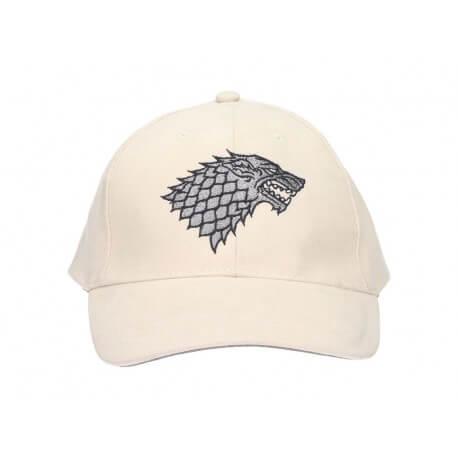Casquette Game Of Thrones - Brodée Stark