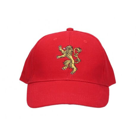 Casquette Game Of Thrones - Brodée Lannister