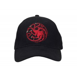 Casquette Game Of Thrones - Brodée Targaryen