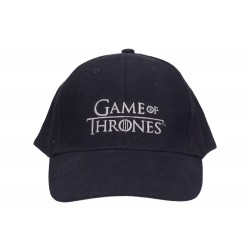 Casquette Game Of Thrones - Brodée Logo Game Of Thrones