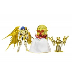 Figurine Saint Seiya Myth Cloth - Ex Soul Of Gold Saga Geminis Premium Set 20cm