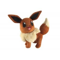 Peluche Pokemon - Maxi Evoli 20cm