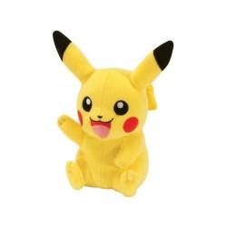Peluche Pokemon - Pikachu Happy 18cm
