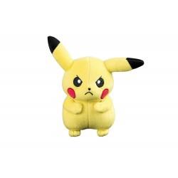 Peluche Pokemon - Pikachu Attaque 18cm