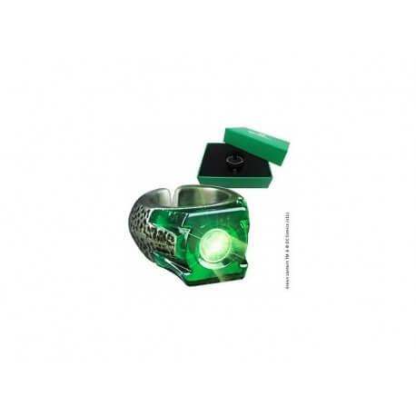 Réplique Green Lantern Movie Hal Jordan - Anneau de Pouvoir Lumineux