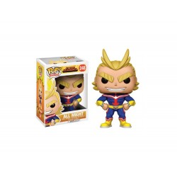 Figurine My Hero Academia - All Might Pop 10cm