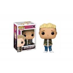 Figurine Musique Rock - Justin Bieber Pop 10cm