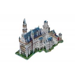 Puzzle 3D Monument - Château de Neuschawnstein 890 Pièces