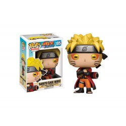 Figurine Naruto - Naruto Sage Mode Exclu Pop 10cm