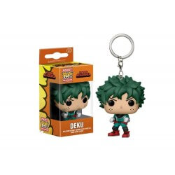 Porte Clé My Hero Academia - Deku Pocket Pop 4cm