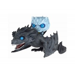 Figurine Game of Thrones - Rides Night King on Viserion Pop 18cm