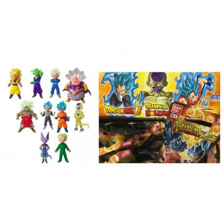 Figurine DBZ Super Collectable - 1 sachet au hasard