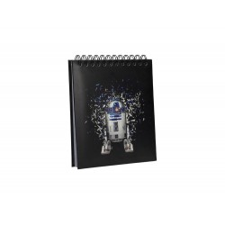 Cahier Sonore Et Lumineux Star Wars - R2-D2