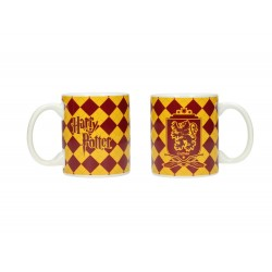 Mug Harry Potter - Griffondor Ecusson