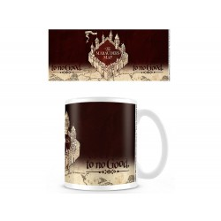 Mug Harry Potter - Marauders Map Thermoreactif