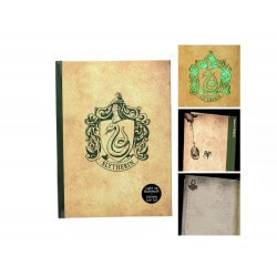 Notebook Harry Potter - Serpentard Lumineux