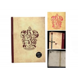 Notebook Harry Potter - Griffondor Lumineux