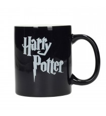 Mug Harry Potter - Logo Noir Et Blanc