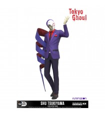 Figurine Tokyo Ghoul - Shu Tsukiyama Color Tops 18cm
