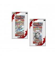 Pokemon - Booster Blister Lune et Soleil 4 - Modele Aleatoire