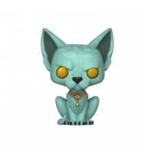 Figurine Saga - Lying Cat Pop 10cm