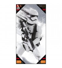 Poster en Verre Star Wars Episode 7 - Stormtrooper Snow 60x30cm
