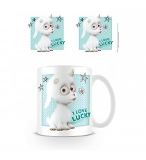 Mug Moi Moche Et Mechant 3 - I Love Lucky