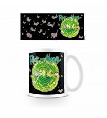 Mug Rick & Morty - Floating Cat Dimension