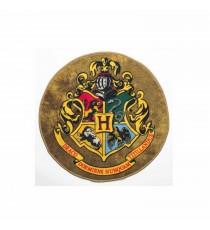 Tapis De Sol Harry Potter - Hogwarts Crest Rond 61cm