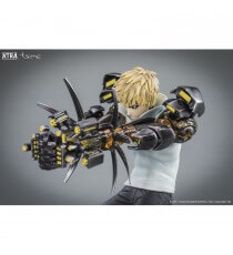Figurine One Punch Man - Tsume DX-tra Collection - Genos 15cm