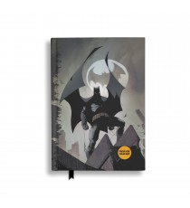 NoteBook Dc Comics - BatSignal Lumineux