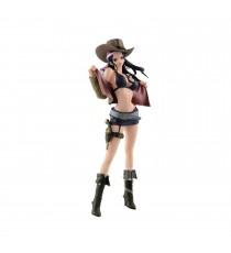 Figurine One Piece - Nico Robin Flag Diamond Ship 25cm