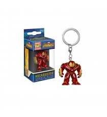 Porte Clé Marvel Infinity War - Hulkbuster Pocket Pop 4cm