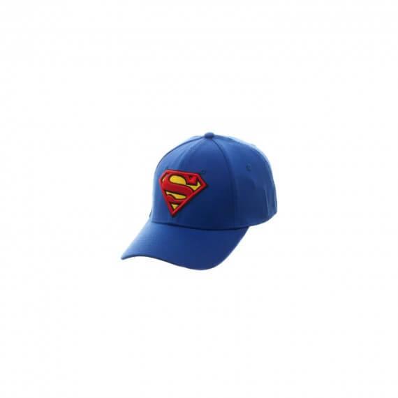 Casquette DC Universe Logo Superman Flexfit