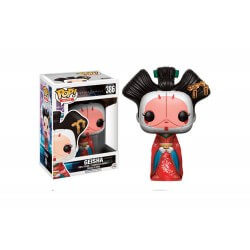 Boite Abimée - Figurine Ghost In The Shell - Geisha Pop 10cm