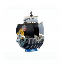 Maquette One Piece - Spade Pirates' Ship Grand Ship Collection 15cm