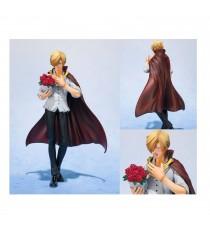 Figurine One Piece - Sanji Whole Cake Island Figuarts Zero 17cm