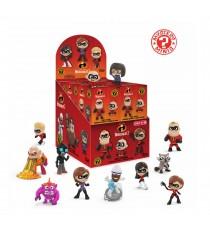 Figurine Disney Incredibles 2 Variant Mystery Minis - 1 Boîte Au Hasard