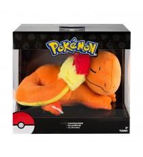Peluche Pokemon - Salamèche dormant 16cm