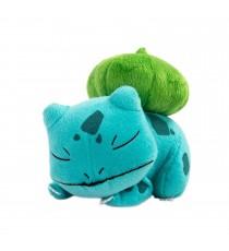 Peluche Pokemon - Bulbizarre dormant 16cm
