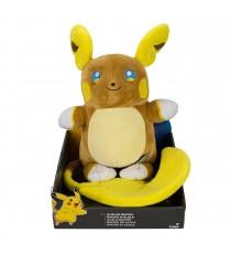 Peluche Pokemon - Raichu Alola 30cm
