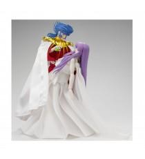 Figurine Saint Seiya Myth Cloth - Abel The God Of Sun & Athena Goddess Set