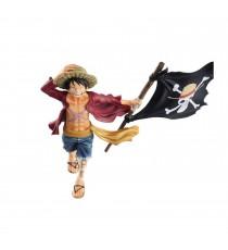 Figurine One Piece - Monkey D. Luffy Magazine 22cm