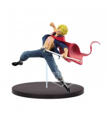 Figurine One Piece - Sabo In China Colosseum 23cm