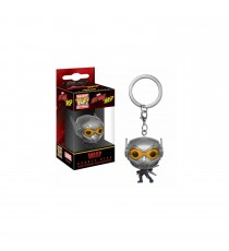 Porte-clé Marvel Ant-Man & The Wasp - Wasp Pocket Pop 4cm