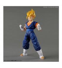 Maquette DBZ - Super Saiyan Vegetto Figure-Rise 14cm