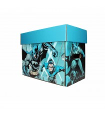 Boite Carton Comic box DC Universe collector - Batman Jim Lee 35 x 19 x30cm